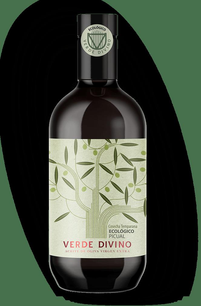 Aceite de Oliva Virgen Extra Cosecha Temprana Ecologico Picual