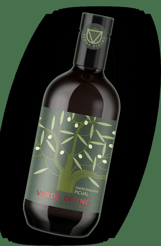 Aceite de Oliva Virgen Extra Cosecha Temprana Picual
