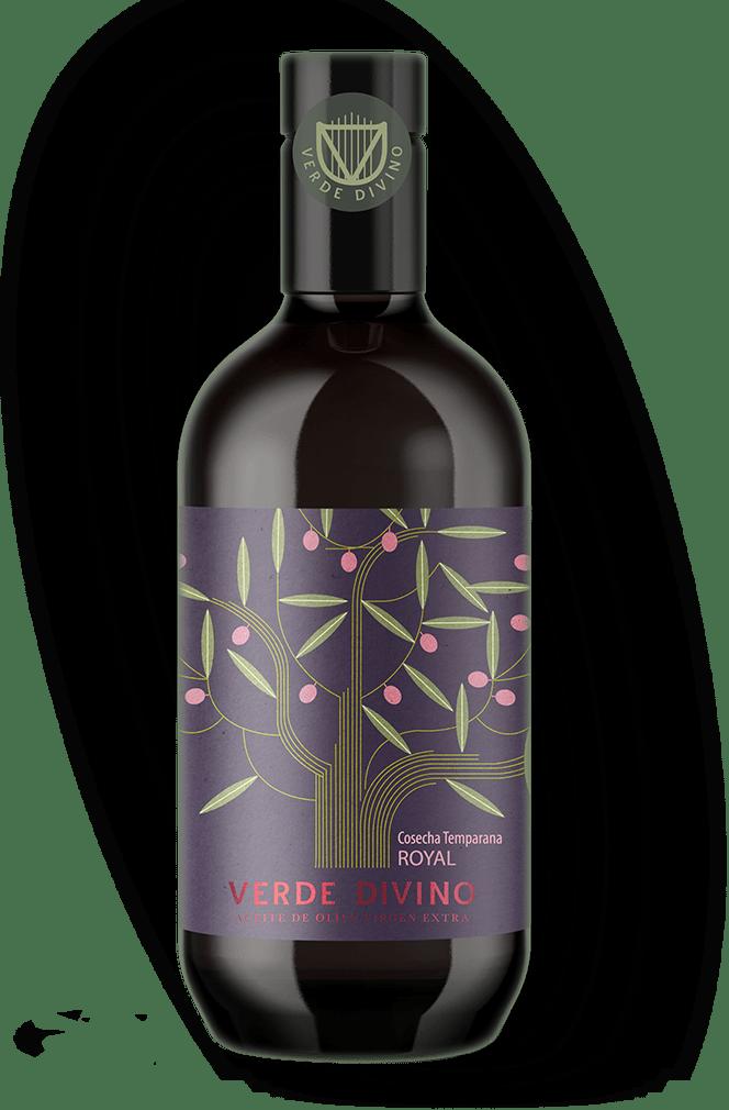 Aceite de Oliva Virgen Extra Cosecha Temprana Royal