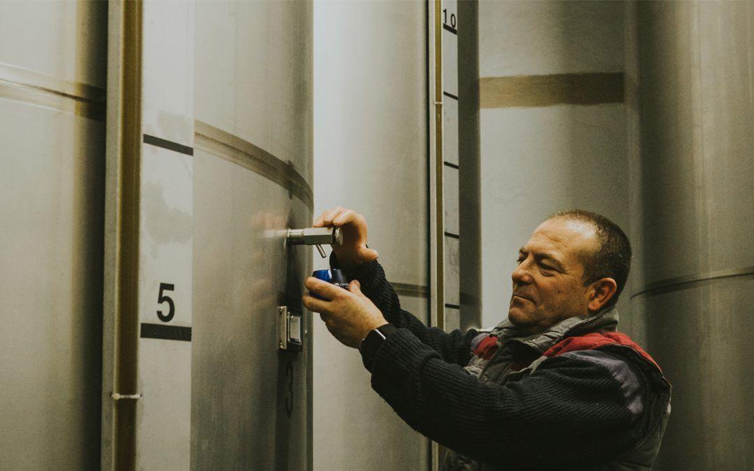 Conservación de Aceite de Oliva