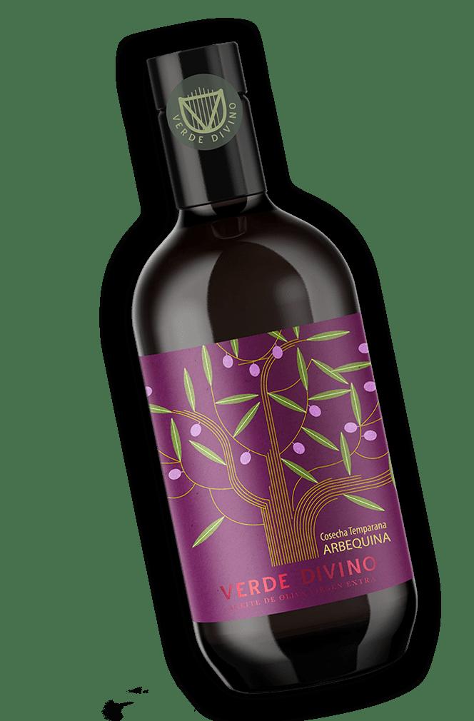 Aceite de Oliva Virgen Extra Cosecha Temprana Arbequina