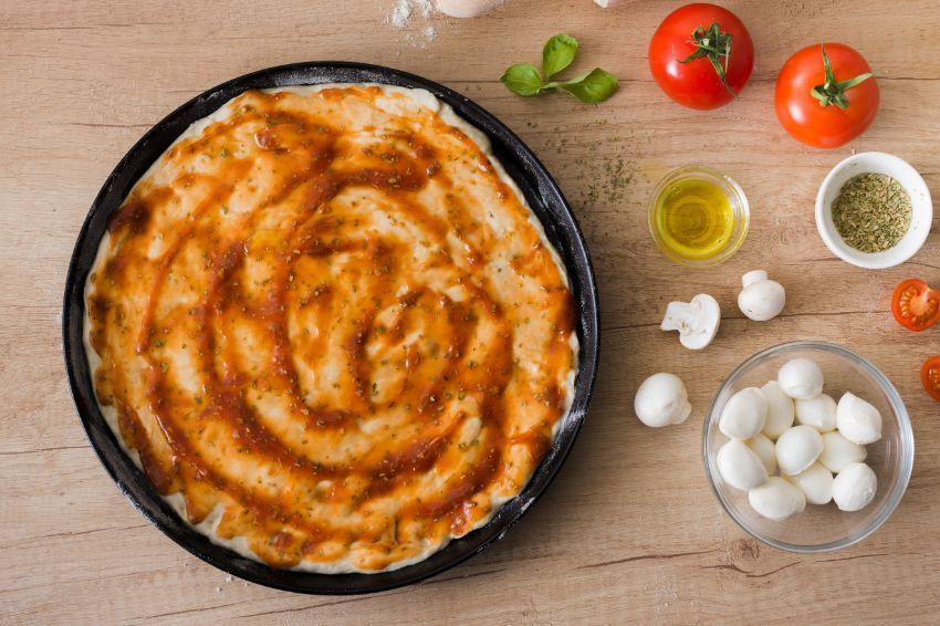 3 recetas de pizzas con aceite de oliva para sorprender a tus invitados